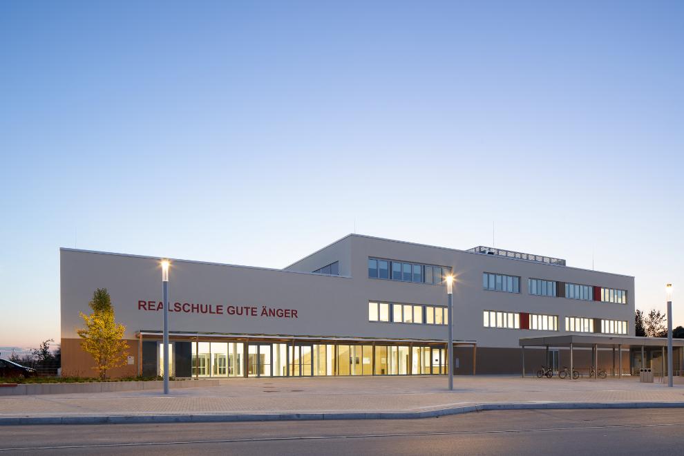 Neubau Staatliche Realschule Freising
