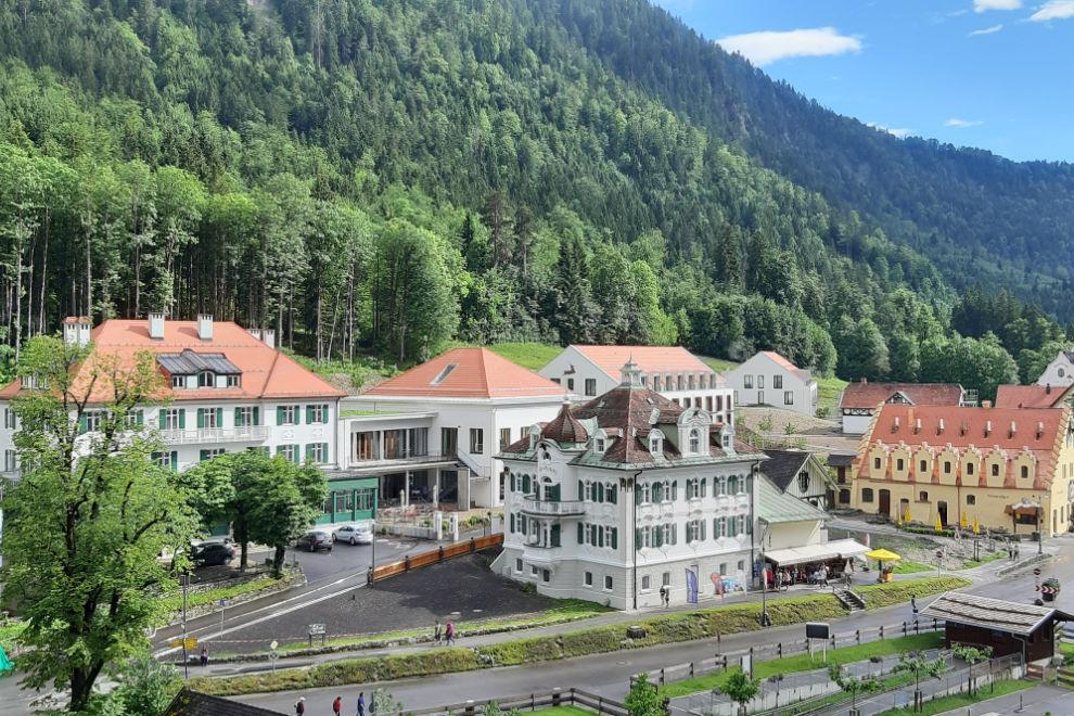 Hotelerweiterung Alpenrose Hohenschwangau