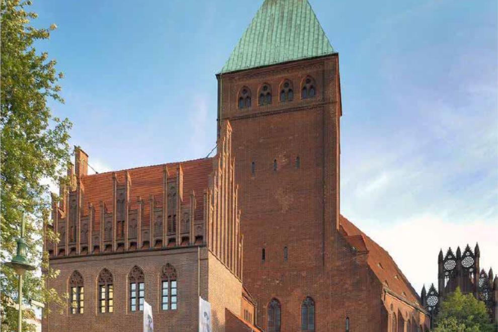 Museums- und Kreativquartier am Köllnischen Park: Sanierung und Modernisierung Märkisches Museum